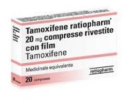 tamoxifene e tumore a seno